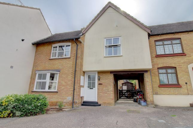 Thumbnail Terraced house for sale in Crouch Street, Laindon, Basildon