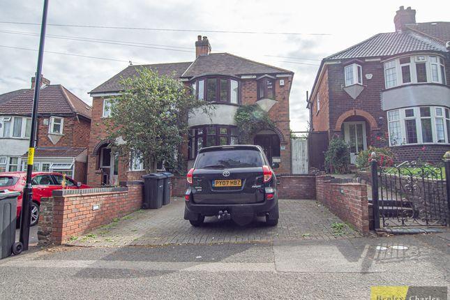 Thumbnail Semi-detached house to rent in Camp Lane, Handsworth, Birmingham