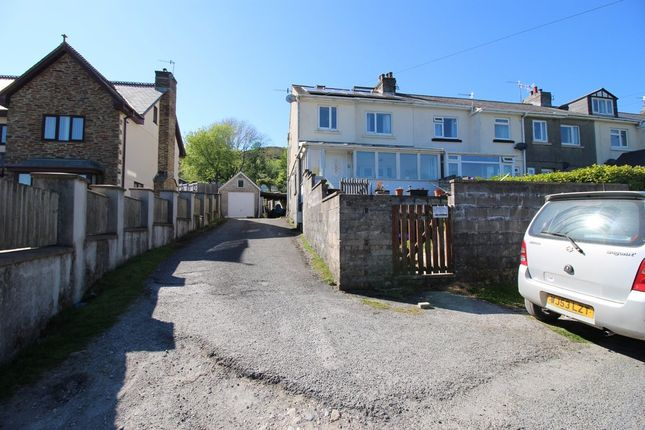 End terrace house for sale in Montague Terrace, Lee Moor, Plymouth