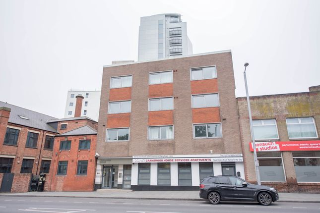 Studio to rent in Lower Parliament Street, Nottingham NG1