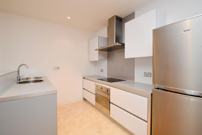 Thumbnail Flat to rent in Drysdale Street, Hoxton