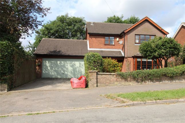 Thumbnail Detached house for sale in Seabrook Drive, Bottesford, Scunthorpe, North Lincolnshire
