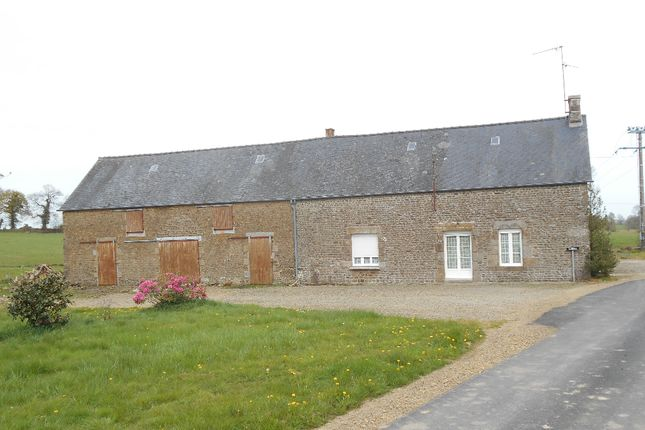 Thumbnail Property for sale in Buais, Basse-Normandie, 50140, France