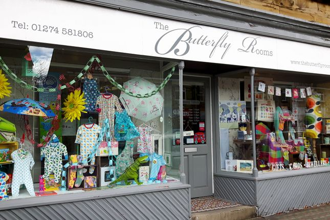 Retail premises for sale in Bingley Road, Saltaire