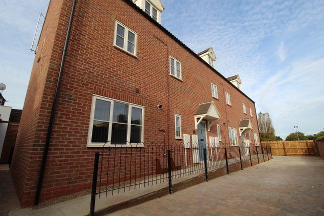 Thumbnail Flat to rent in Westlode Street, Spalding