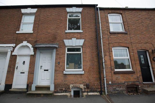 Thumbnail Terraced house for sale in Hampton Street, Warwick