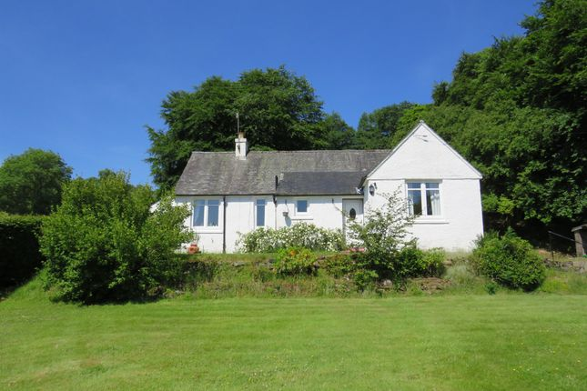 Thumbnail Detached bungalow for sale in Manse Road, Aberfoyle, Stirling