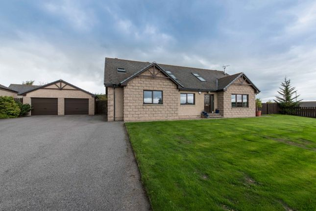 Thumbnail Detached house for sale in Cormack Park, Rothienorman, Inverurie, Aberdeenshire