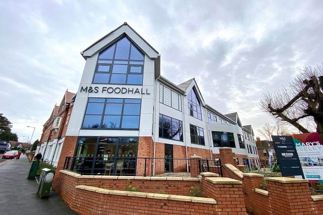 Thumbnail Flat to rent in 1A Oxford Road, Moseley