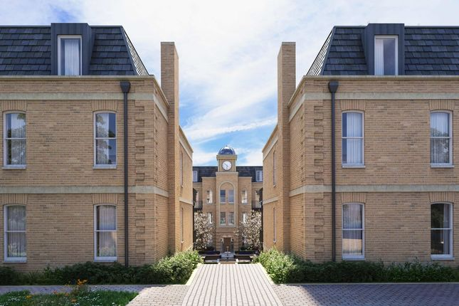 2 bedroom flat for sale in Atkinson Close, Merton