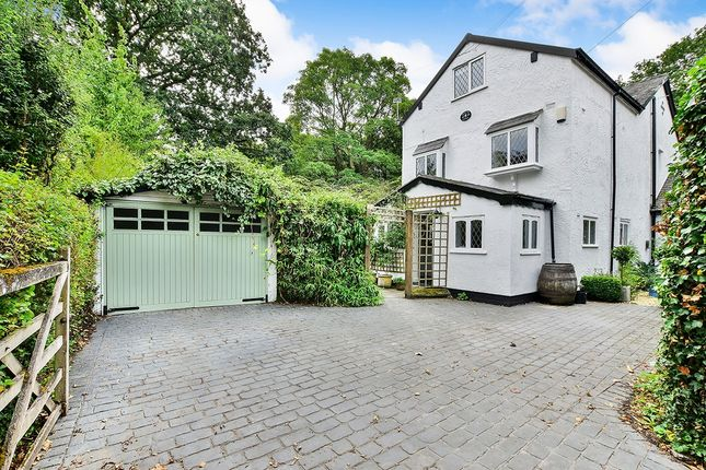 Thumbnail Detached house for sale in Spath Lane East, Cheadle Hulme, Cheadle, Cheshire