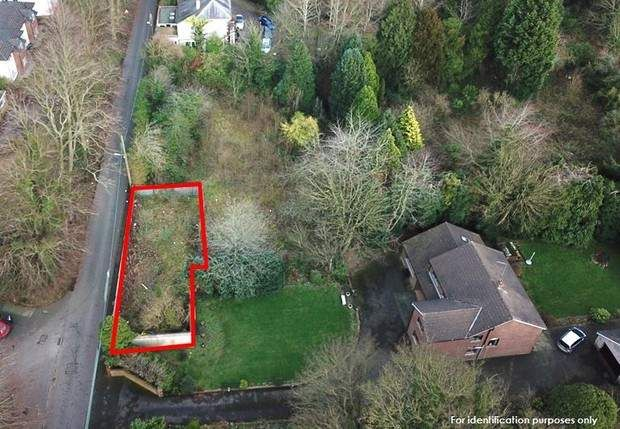 Thumbnail Land to let in Ashley Park, Dunmurry, Belfast, County Antrim