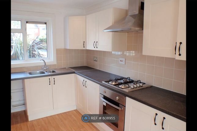 Thumbnail Terraced house to rent in Harvard Close, Lewes