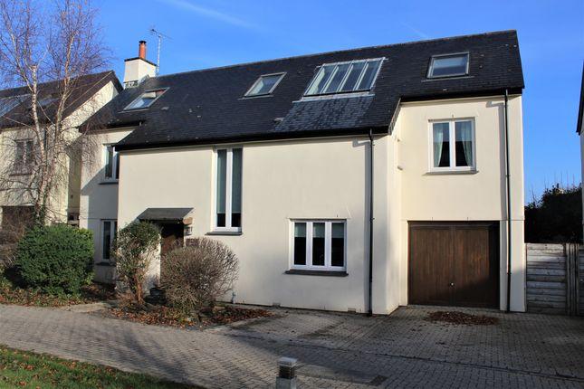 Thumbnail Detached house for sale in Avonwick Green, Avonwick, South Brent, Devon