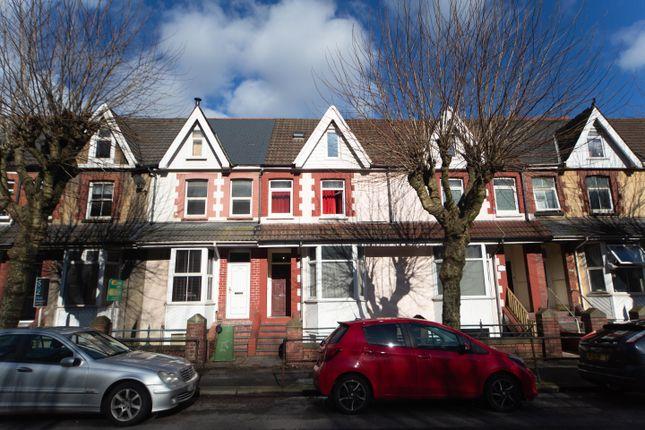 5 bed terraced house for sale in Broadway, Treforest, Pontypridd CF37