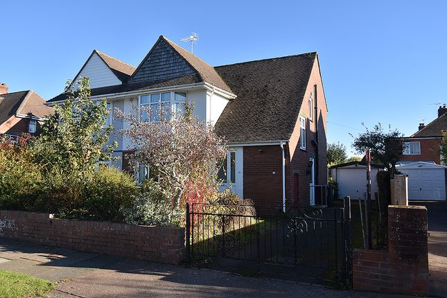 Thumbnail Semi-detached house for sale in Southbrook Road, Countess Wear, Exeter