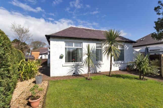 Thumbnail Bungalow for sale in Irvine Road, Largs, North Ayrshire