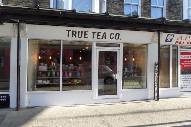 Thumbnail Retail premises to let in 8, Commercial Street, Harrogate