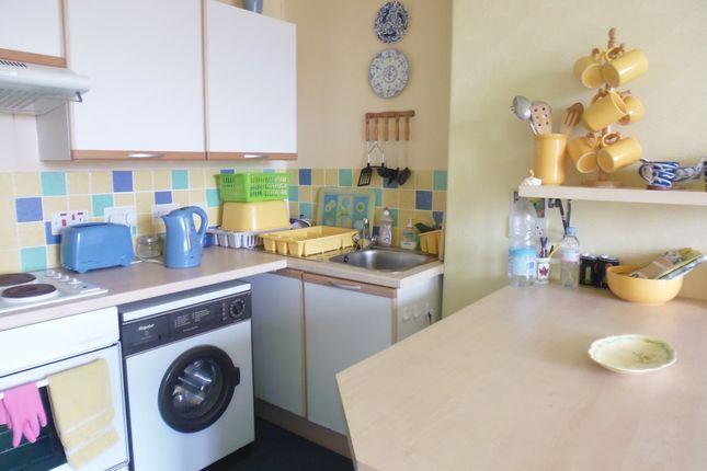 Lounge/Kitchen of Flat 1/4, 12, The Terrace, Ardbeg, Rothesay, Isle Of Bute PA20