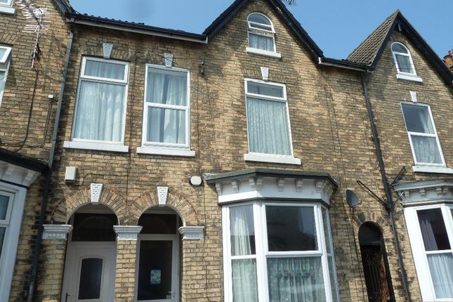 Thumbnail Terraced house for sale in Grafton Street, Kingston Upon Hull