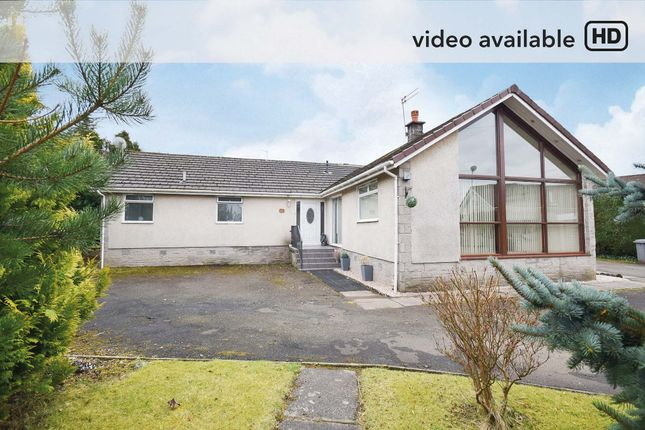 Thumbnail Bungalow for sale in Abercorn Road, Newton Mearns, Glasgow