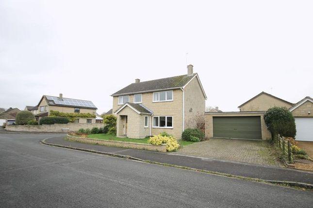 Thumbnail Detached house for sale in Hatch Way, Kirtlington, Kidlington