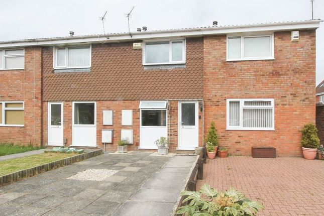 Thumbnail Terraced house to rent in Cherryhay, Clevedon