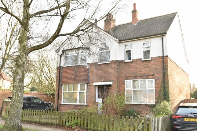 Thumbnail Detached house to rent in Pulleyn Drive, York