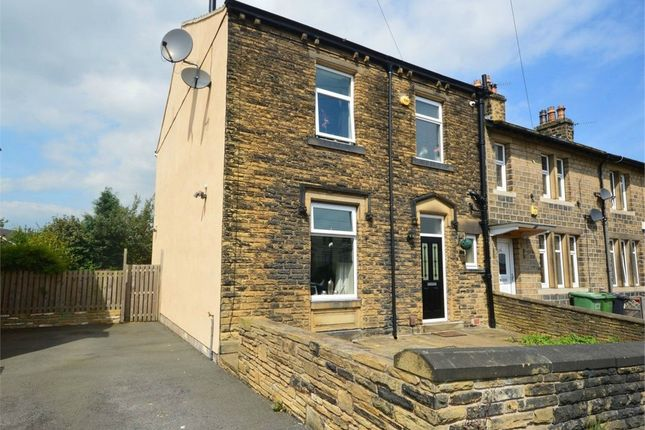 Thumbnail Semi-detached house for sale in Woodside Road, Beaumont Park, Huddersfield, West Yorkshire