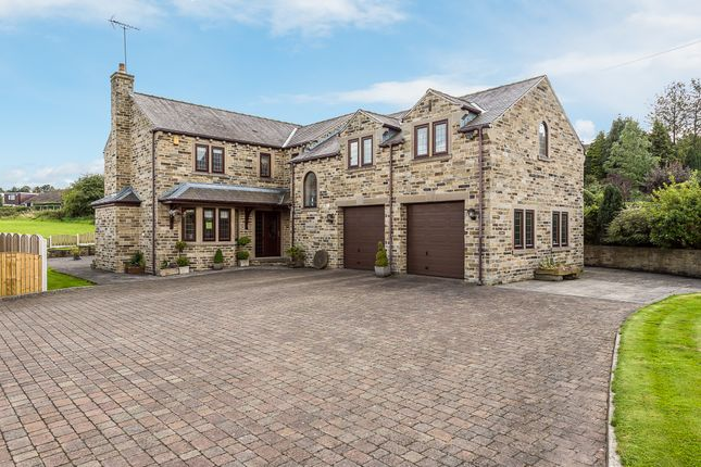 Thumbnail Detached house for sale in Brandy Carr Road, Kirkhamgate, Wakefield, West Yorkshire