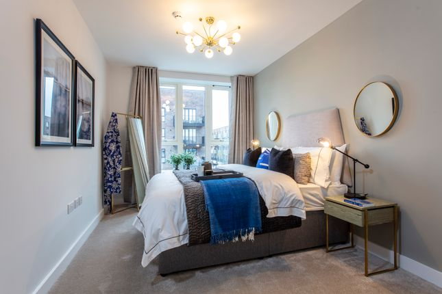 Thumbnail Flat for sale in Corys Road, Rochester