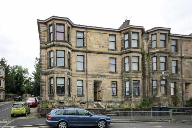 2 bed flat for sale in Alice Street, Paisley, Renfrewshire