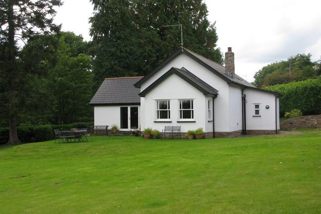 Thumbnail Detached house for sale in Catbrook Road, Catbrook, Nr Chepstow, Monmouthshire