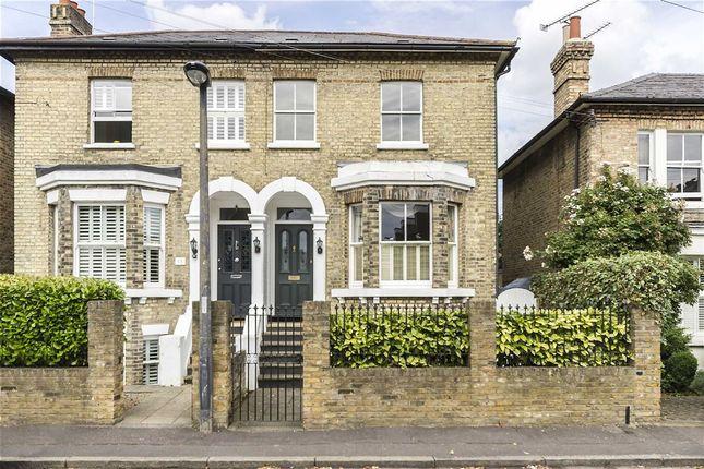 Thumbnail Property to rent in Edward Road, Hampton Hill, Hampton