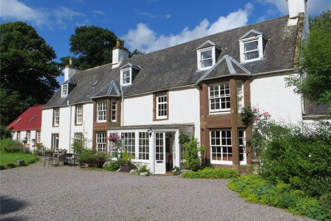 Thumbnail Detached house for sale in Dingwall