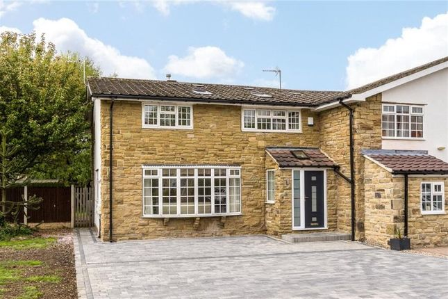 3 bed semi-detached house to rent in Firbeck Road, Bramham LS23