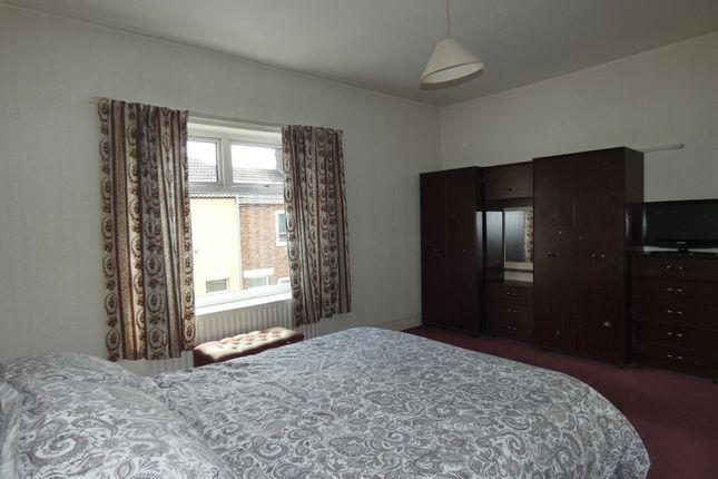 Bedroom One of Gibbon Street, Bishop Auckland DL14