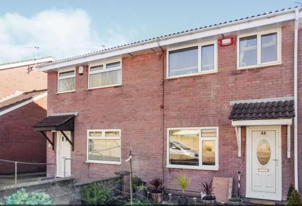 Thumbnail Property to rent in Conway Drive, Barry