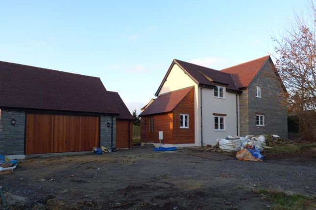 Thumbnail Detached house for sale in School Road, Kingsdon, Somerton, Somerset