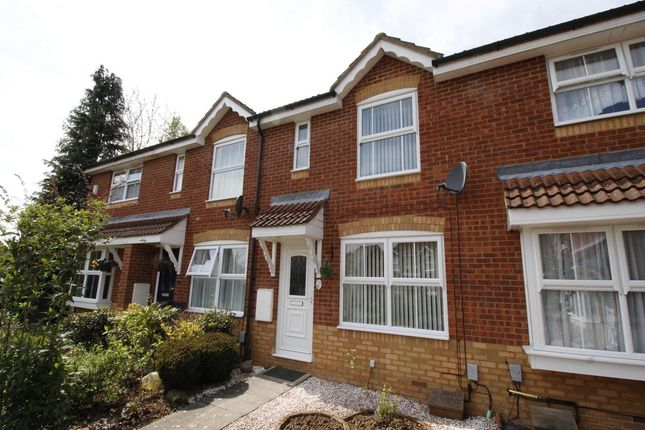 Thumbnail Terraced house to rent in Wetherby Close, Stevenage