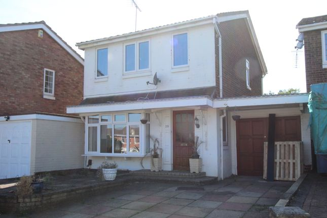 Thumbnail Link-detached house for sale in Bream, Dosthill, Tamworth
