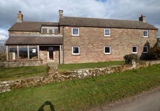Thumbnail Detached house for sale in Sally Gray, Cumdivock, Dalston, Carlisle