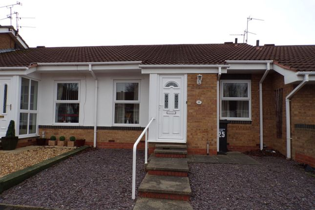 Thumbnail Bungalow for sale in Millne Court, Bedlington