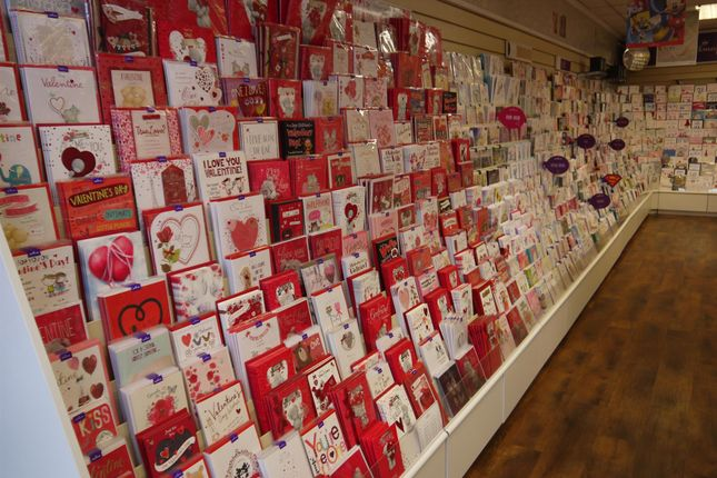 Thumbnail Retail premises for sale in Gifts & Cards WF16, West Yorkshire