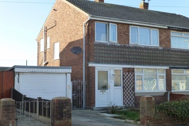 Thumbnail Property to rent in Wimbledon Avenue, Thornton-Cleveleys