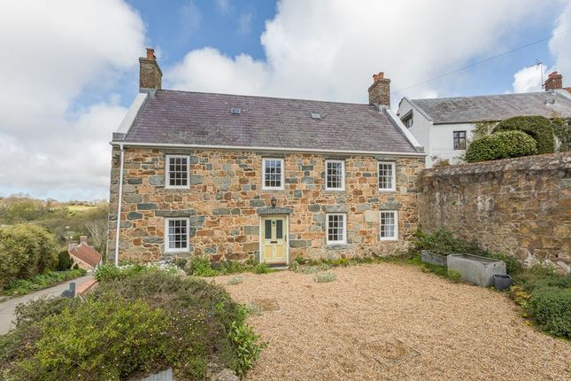 Thumbnail 3 bedroom farmhouse to rent in Rue Au Variouf, Forest, Guernsey
