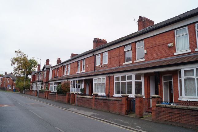 Thumbnail Terraced house for sale in Cromwell Grove, Levenshulme
