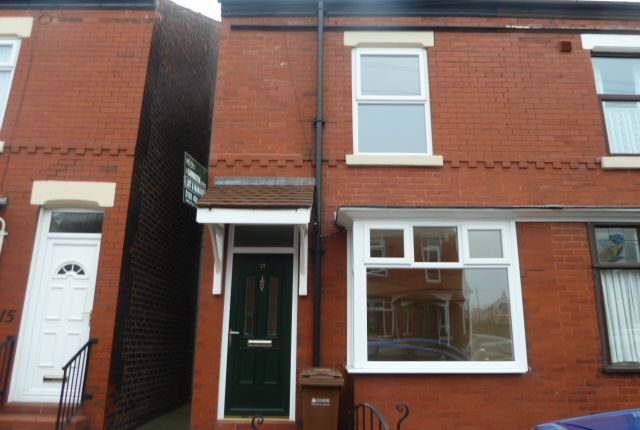 Thumbnail Semi-detached house to rent in Naples Road, Edgeley, Stockport