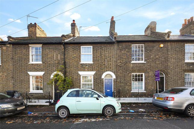 Exterior of Friendly Street, Deptford, London SE8