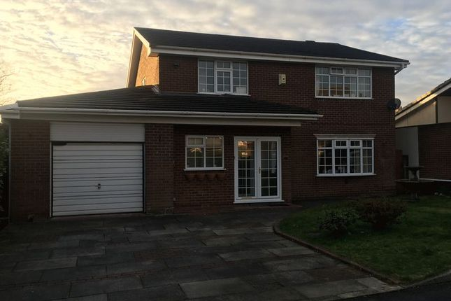 Thumbnail Detached house to rent in Bank Side, Westhoughton, Bolton